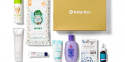 $7 October Target Baby Box Available