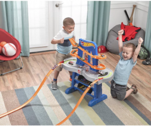 $52.49 (was $100) Step2 Hot Wheels Road Rally Raceway Deluxe + $10 Kohl's Cash