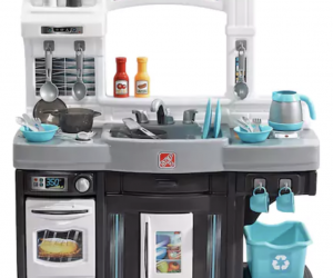 $62.99 (was $110) Step2 Modern Cook Kitchen Set + $10 Kohl's Cash