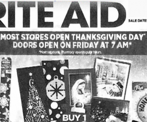 Black Friday Ad Leak: Rite Aid