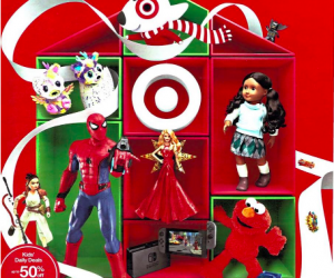 2017 Target Toy Book | Deals, Coupons, and MORE!