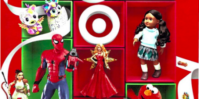 2017 Target Toy Book | Deals, Coupons, a...