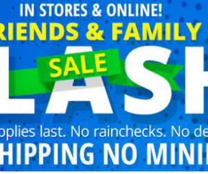 Bass Pro: Friends and Family Sale | Free Shipping- No Minimum!