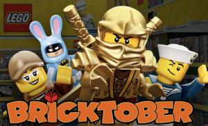 Free Toys R Us Bricktober Event