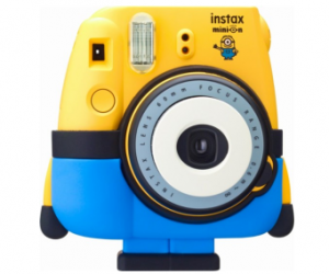 Fujifilm Minion Instax mini 8 Instant Film Camera SAVE $20