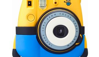 Fujifilm Minion Instax mini 8 Instant Fi...