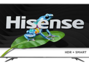 "*HOT* 55"" Smart TV only $598 Hisense Premium SAM's Club SAVE $200+"