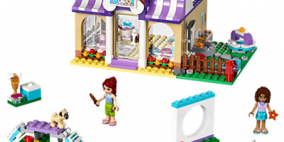 Buy LEGO Heartlake Puppy Daycare $29.99 ...