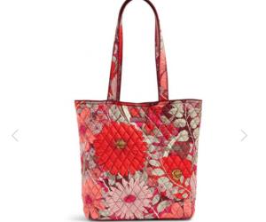Half Price Vera Bradley Totes Now $24.50 (was $49) Bohemian Blooms & more