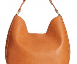 $59.70 was $99.50 INC International Concepts Delaney Stud Hobo, by Macy's