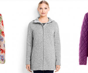 Lands End Women's Outerwear SALE $49 – $69 (up to 60% off)
