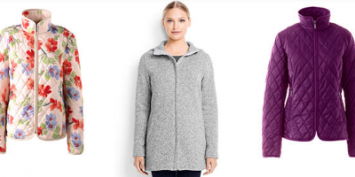 Lands End Women's Outerwear SALE $...