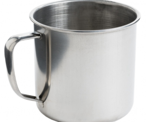 $2.00 (was $14.99) SAVE 86% Jacob Bromwell Stainless Steel Camping Mug