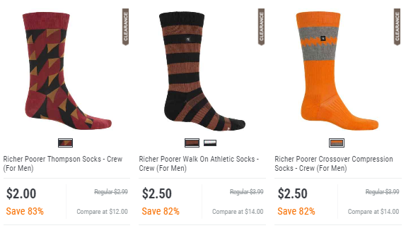 sierra trading post socks