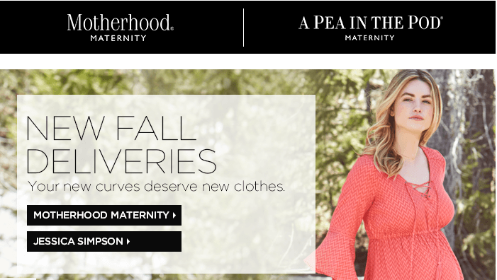 Buy More Save More on Maternity with Macys
