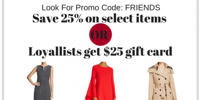 Dress for the Holidays with Bloomingdale...