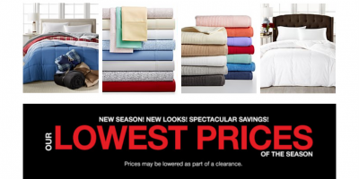40-60% Savings off Clearance – MACY'S Lowest Prices Of The Season