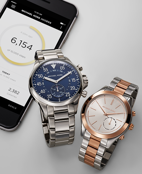 Save 25% Off Select Michael Kors Access Bradshaw Smart Watches