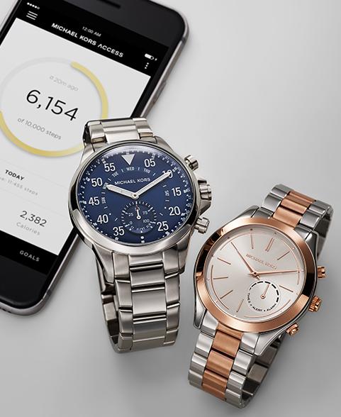 Save 25% Off Select Michael Kors Access Bradshaw Smart Watches