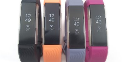 $129.99 (was $149.95) Fitbit Alta HR Act...