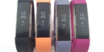 $129.99 (was $149.95) Fitbit Alta HR Activity Tracker