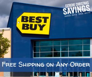 Best Buy: Free Shipping on Any Order