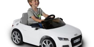 $69 (was $149) 6V Audi TT Car