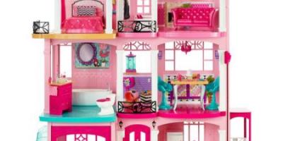 $164 (was $199.99) Barbie DreamHouse Pla...