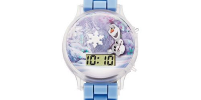 $4.99 (was $24.99) Disney Frozen Watch O...