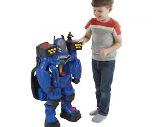 $78.39 (was $139.99) Fisher-Price Imaginext DC Super Friends Batbot Xtreme