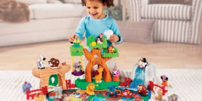 $49.99 (was $70) Fisher-Price Little Peo...