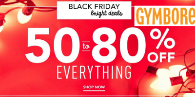 Gymboree Black Friday Sale Up To 80% Off...