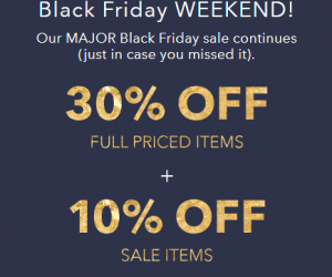 Keds Black Friday Weekend Sale With Free Shipping!