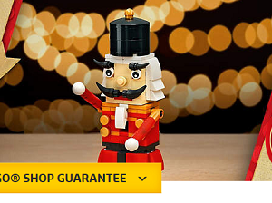 LEGO Black Friday Sale With Free Shipping