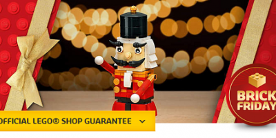LEGO Black Friday Sale With Free Shippin...
