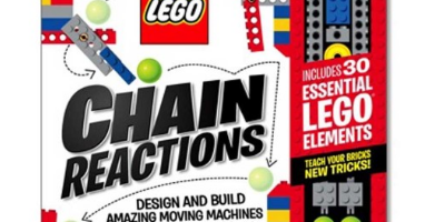 $15.70 (was $21.99) Lego Chain Reactions: Design and Build Amazing Moving Machines