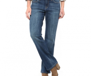 $39.99 (was $89.50) Women's Lucky Brand Easy Rider Jeans – Straight Leg