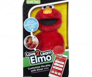 $19.99 (was $69.99) Playskool Friends Sesame Street Love2Learn Elmo