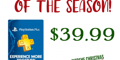 $39.99 (was $60) | Playstation Plus Memb...