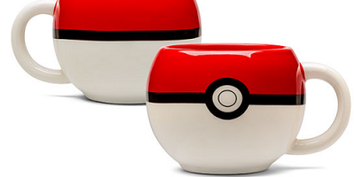 $7.99 (was $14.99) Pokémon Ball Mug