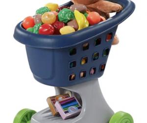 $11.89 (was $30) Step2 Little Helper's Shopping Cart