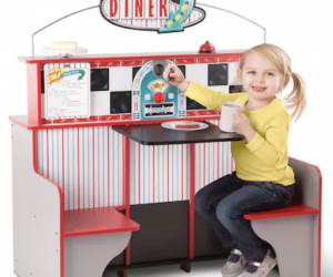$97.99 (was $199) Melissa and Doug Diner + Earn $20 in Kohl's Cash