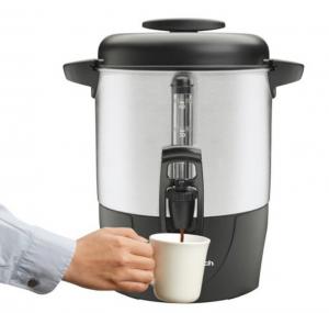 Hamilton Beach 40 Cup Brew Urn