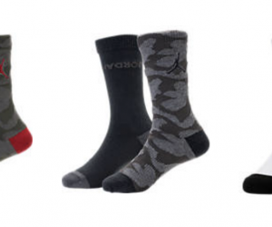 Free Shipping on Any Order at Finish Line | Boy's Nike Socks: $9.99