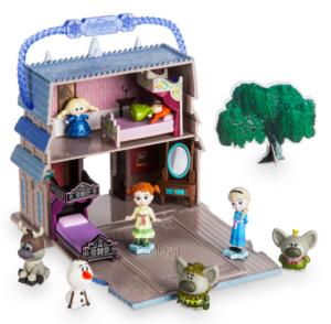 Disney Micro Doll Playset