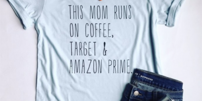 This Mom Runs on Coffee, Target, and Ama...