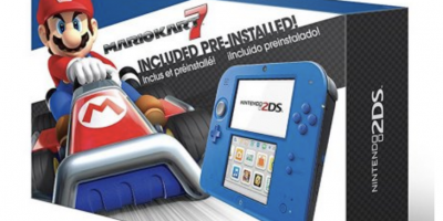 BLACK FRIDAY NOW! Nintendo 2DS Electric ...