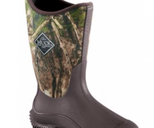 $19.98 (was $70) Muck® Youth Hale Rubber Boots