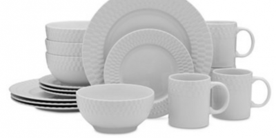 Pfaltzgraff 16 Piece Laurel Dinnerware S...