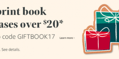 Amazon Coupon: Save $5 on a $20 Book Pur...